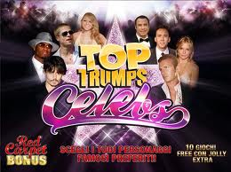 Prova gratis la top trumps celebs slot machine