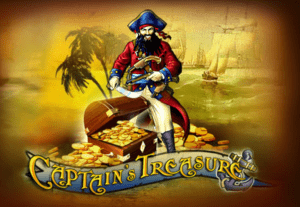 Captain's Treasure Slot Machine Gratis
