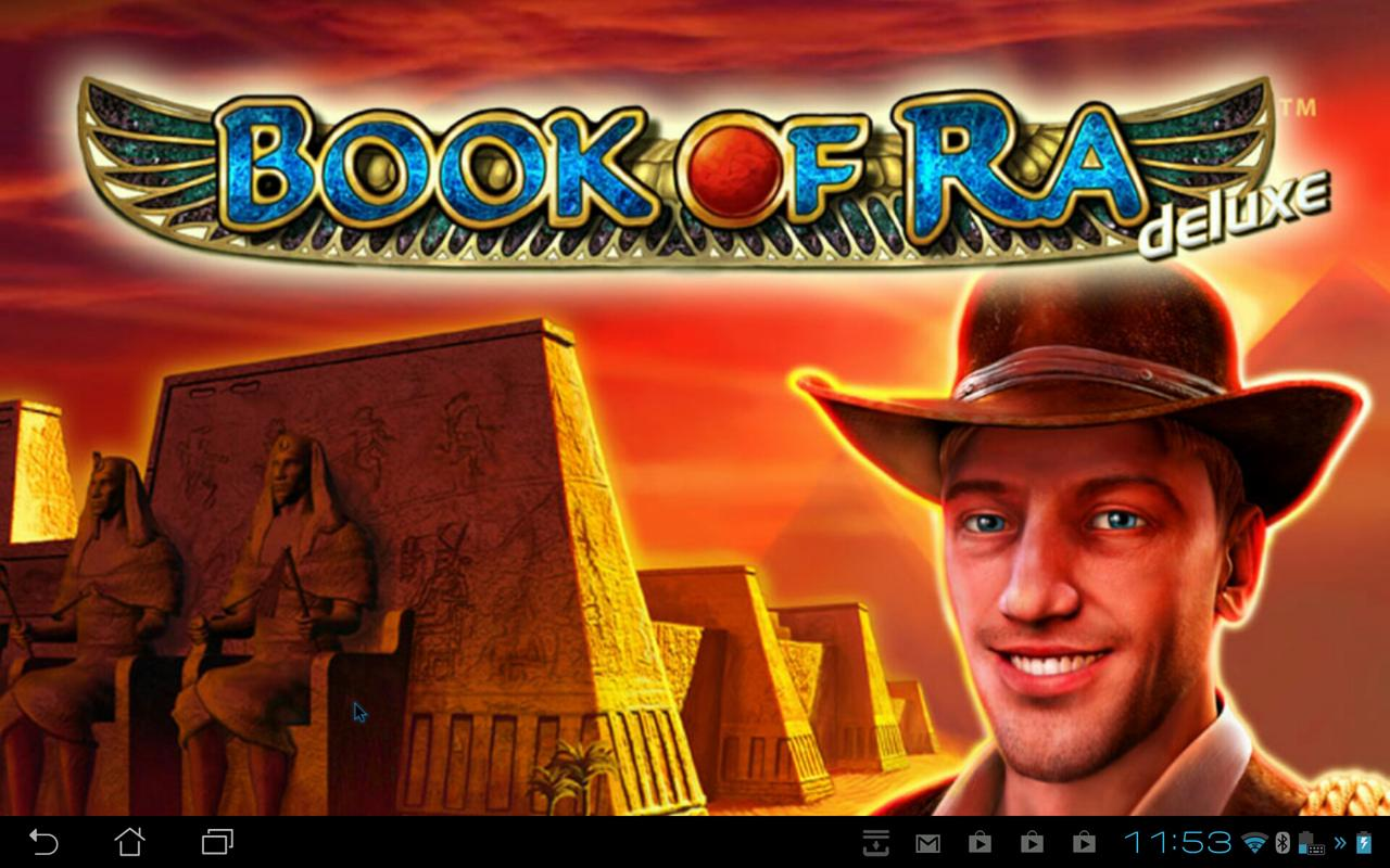 book of ra gratis per android