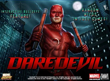 Gioca a Daredevil slot machine gratis