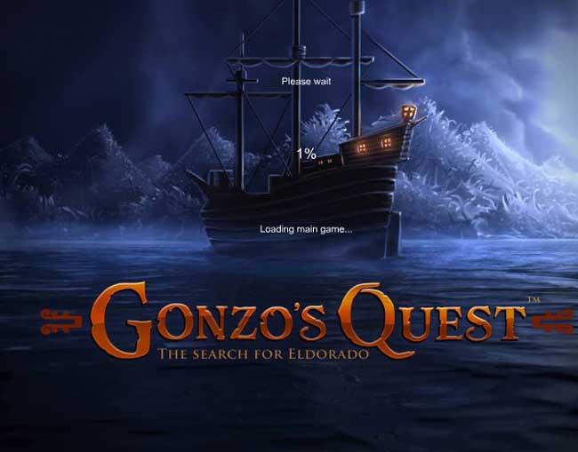 Gonzo's Quest istruzioni 2
