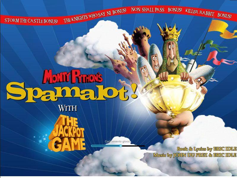 Gioca a Monty Pythons Spamalot su Casino.com Italia