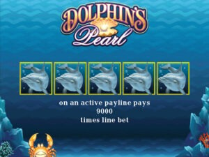 dolphins pearl gratis online