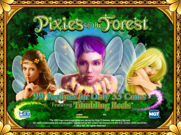 Recensione Pixies of the Forest Slot Machine