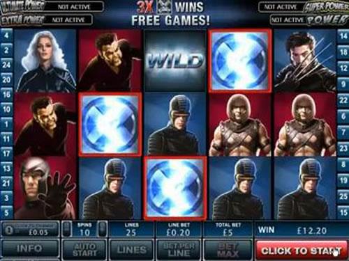 Gioca a X-Men Slot Machine gratis