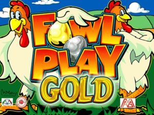 Fowl Play Gold 4 Slot Machine Gratis