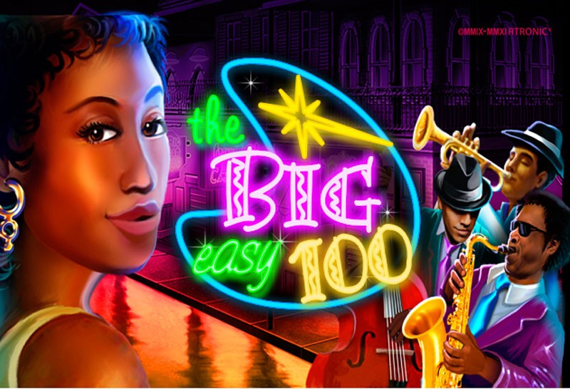 slot machine gratis big easy