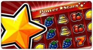 Slot Machine Power Stars
