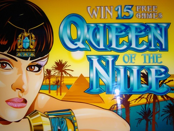 casino gratis queen of the nile