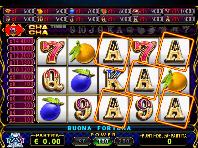 slot machine gratis top