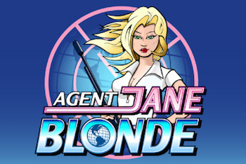Agent Jane Blonde slot - spil online gratis