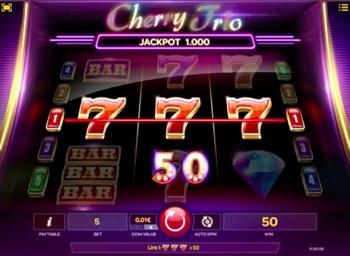 slot machine gratis cherry