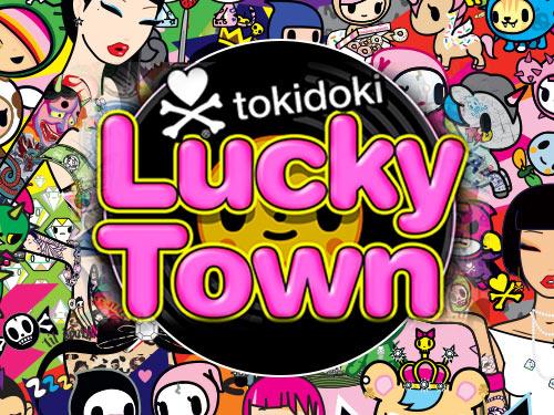 Tokidoki Lucky