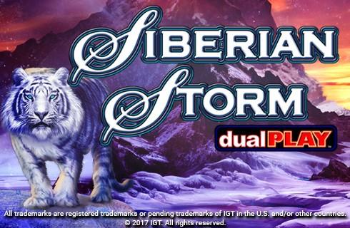 Recensione di Siberian Storm Dual Play Slot Machine