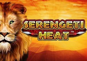 Serengeti Heat Slot Machine