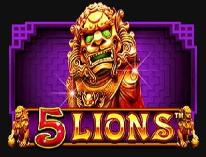 Recensione 5 Lions Slot Online Pragmatic Play