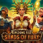 Recensione di Kingdoms Rise: Sands of Fury Video Slot Machine da Playtech