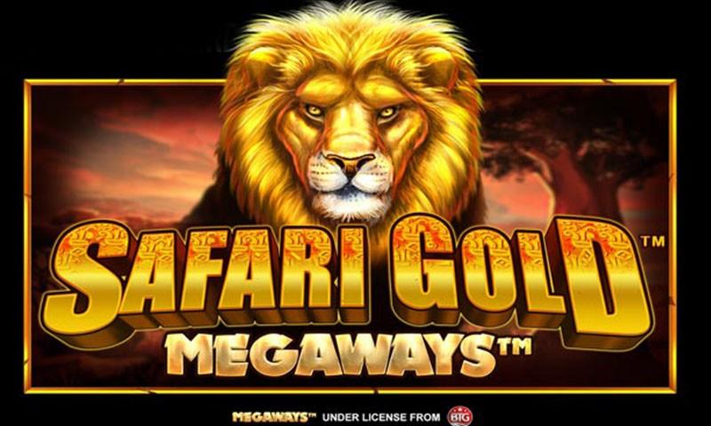 Recensione di Safari Gold Megaways Slot Machine da Blueprint