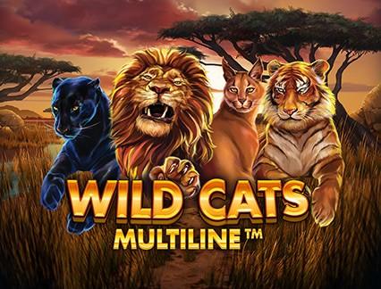 Recensione di Wild Cats Multiline Slot Machine da Red Tiger