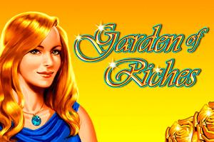 Recensione Garden of Riches Slot VLT gratis