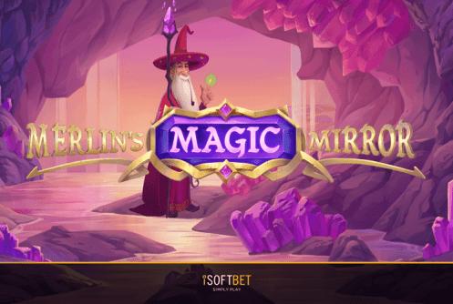 Recensione di Merlin's Magic Mirror Slot Machine Online Gratis