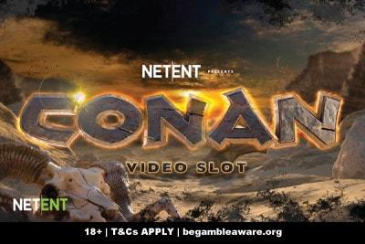 Recensione di Conan Slot Machine da Netent