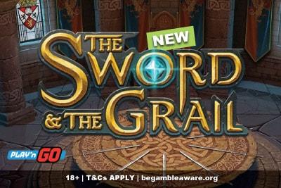 Recensione di The Sword and The Grail Slot Machine